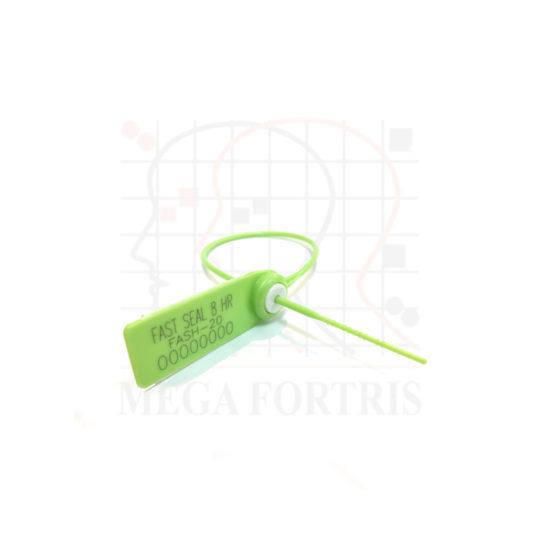 plastic security seal